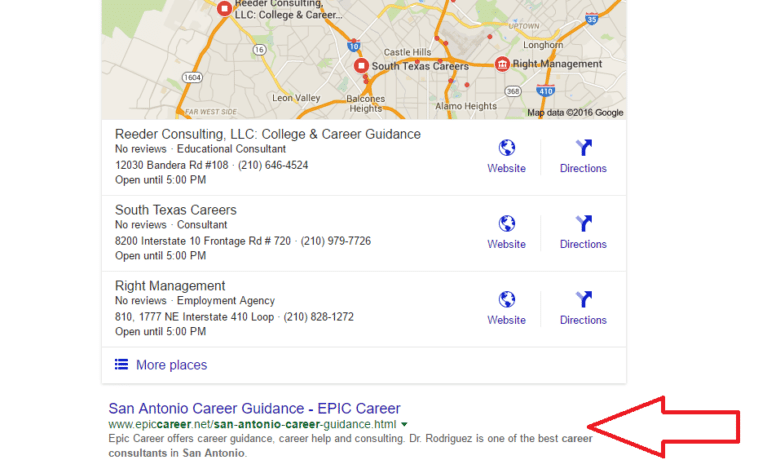 Epic Local Optimization Results
